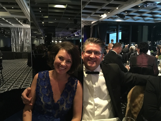Frank & Megan Boross - Havencab congratulate all nominees and winners of the 2015 Whitbread SCA Awards