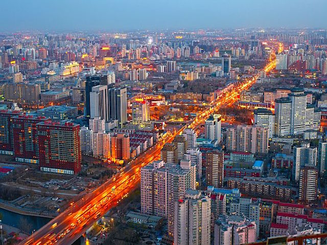 Beijing - super city in China