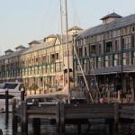 Finger Wharf Sydney
