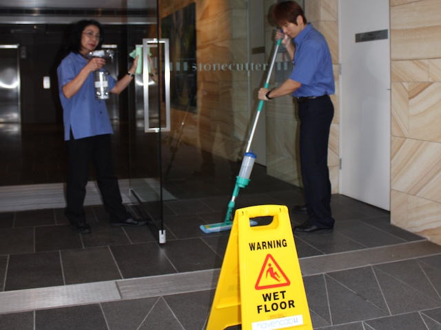 International Cleaners Day is tomorrow