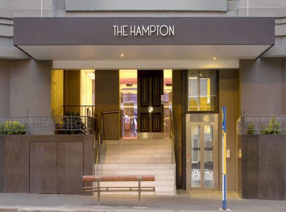 THE HAMPTON POTTS POINT