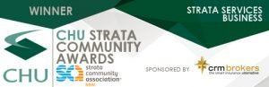 Havencab Property Group Winner SCA Strata Services Business of the year Award