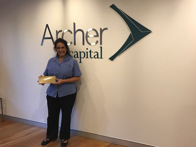 Havencab Employee of the Month Marisa Harboucha