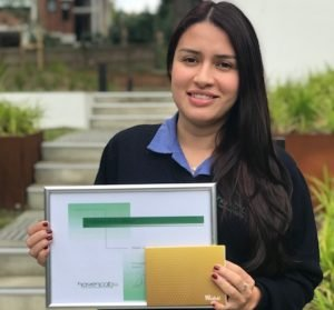 Paula Andrea Ruiz Alfonso Havencab EOM July 2019